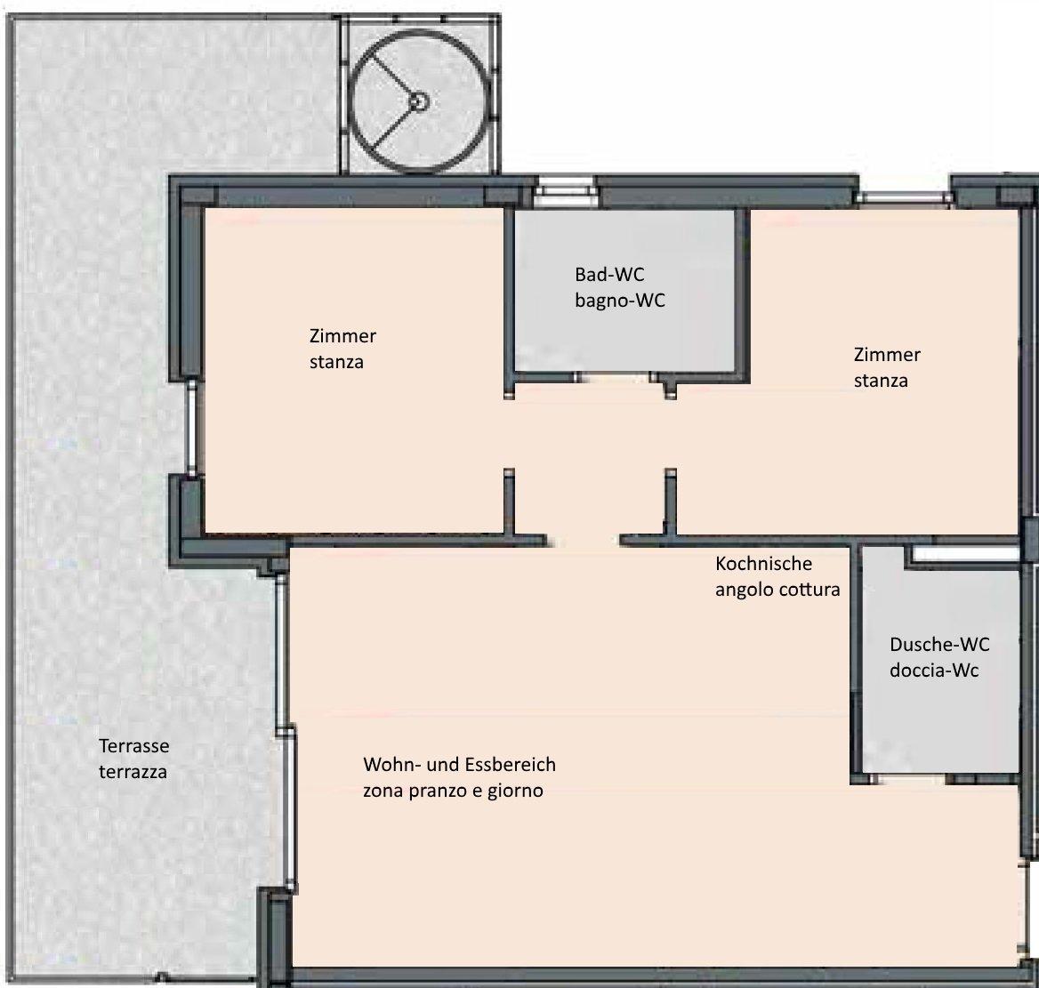 Plan Wohnung 15