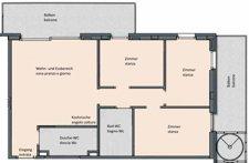 Plan Wohnung 16
