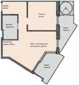 Plan Wohnung 17