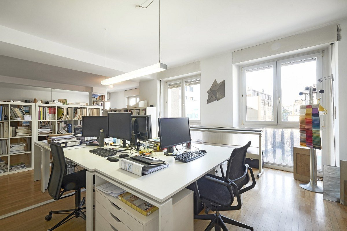 Büro ufficio