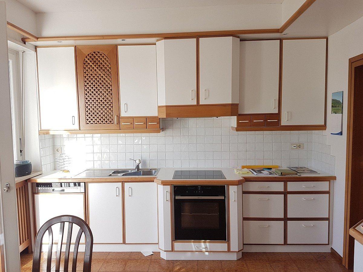 Küche mit neuen Geräten