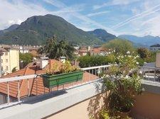 Terrasse zum Sonnenbaden