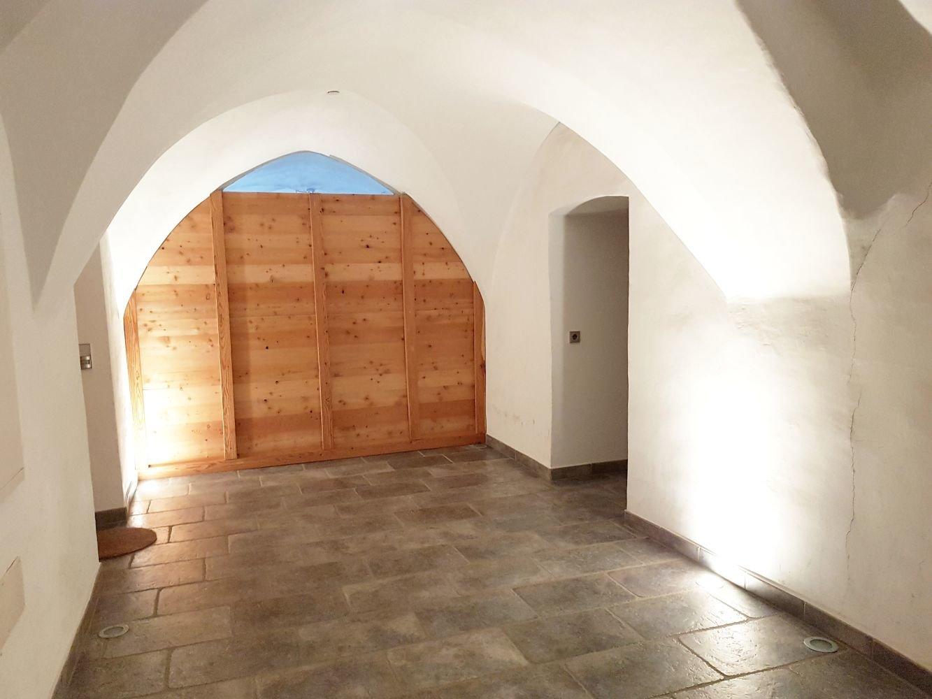 Hauseingang/entrata di casa