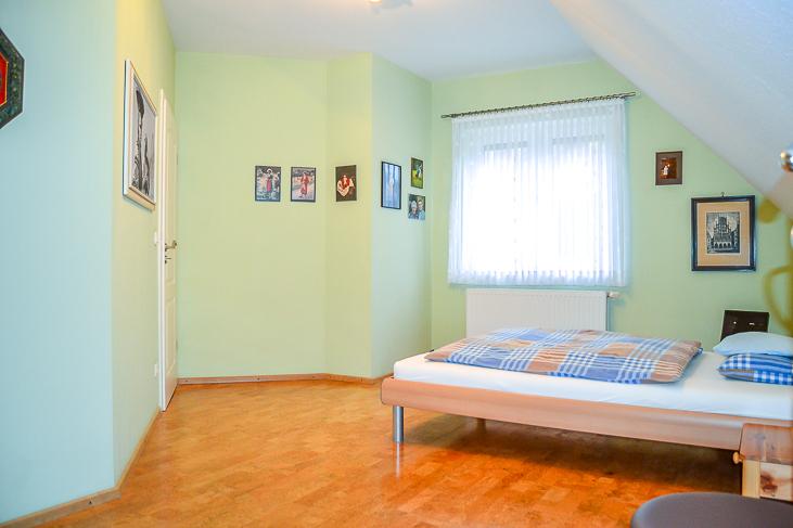 Haupt-Schlafzimmer...