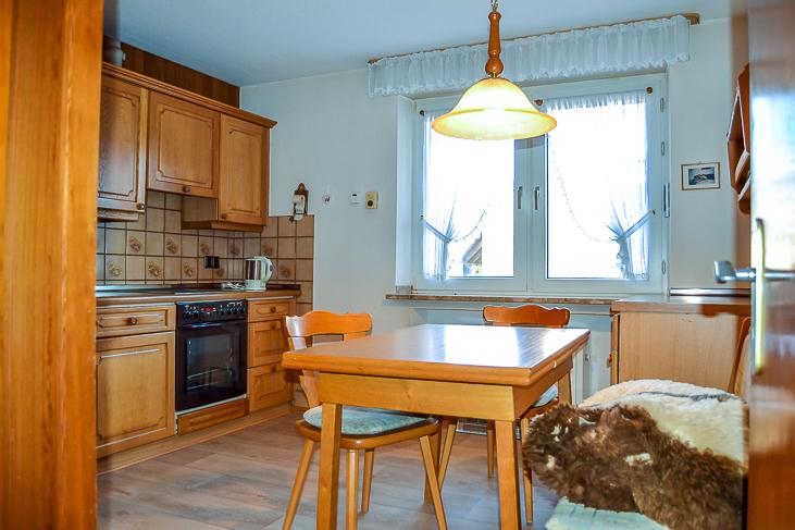 Wohn-Küche...
