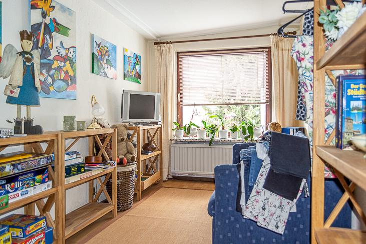Wohnung OG Hof-Wohnhaus