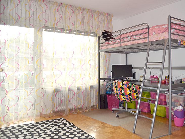 1 von 3 Schlafzimmern...