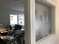 Blick ins Büro vom Flur