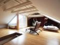 Dachgeschoss - Badeinbau möglich (Leitungen vorhanden)