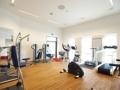 (SP) Fitnessstudio