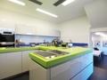 (S) Große Seminarküche mit 3 Kochplätzen