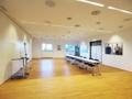 (S) Seminarraum mit Blick zur Lagertür
