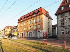 Hausansicht von der Schwarzwaldstraße