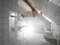 großzügiges Tageslicht-Badezimmer