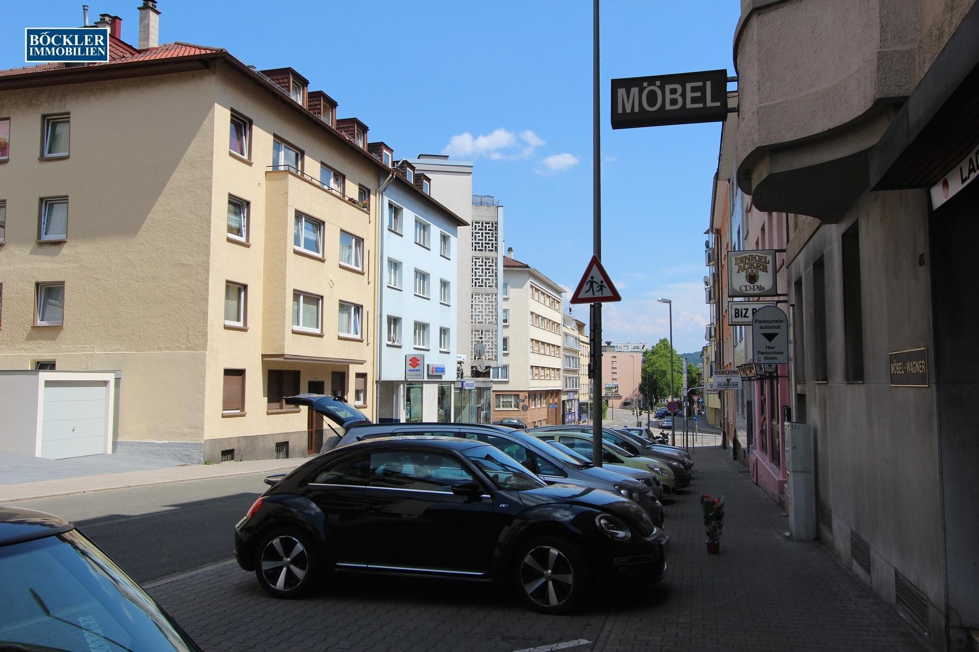 Straßen-Ensemble