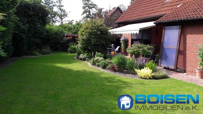Garten Sommer 2017