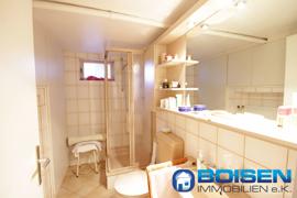 Kellergeschoss-Duschbad