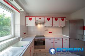 Erdgeschoss Küche mit Einbauküche