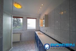Obergeschoss Badezimmer Waschtisch