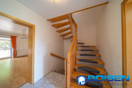 Erdgeschoss Flur Treppe