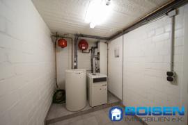 Kellergeschoss Heizungsraum
