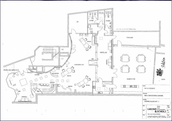 Grundriss Jumo 5 Erdgeschoss