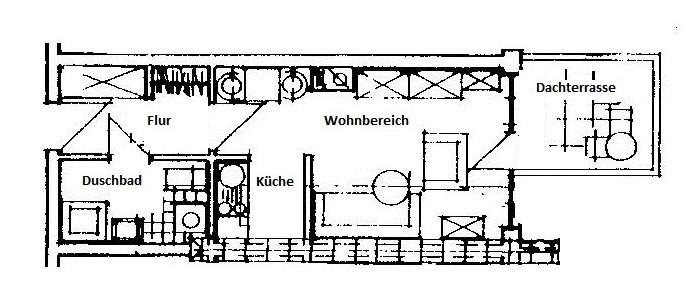 Grundriss Whg 96