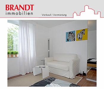 Modernes Single-Apartment (Beispiel)