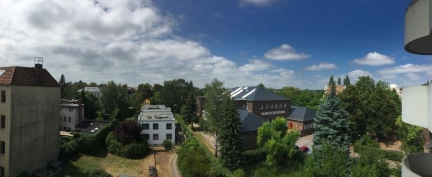 Ausblick-Panorama-Foto