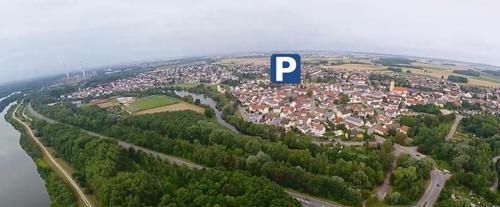Parkplatz in Grossmehring