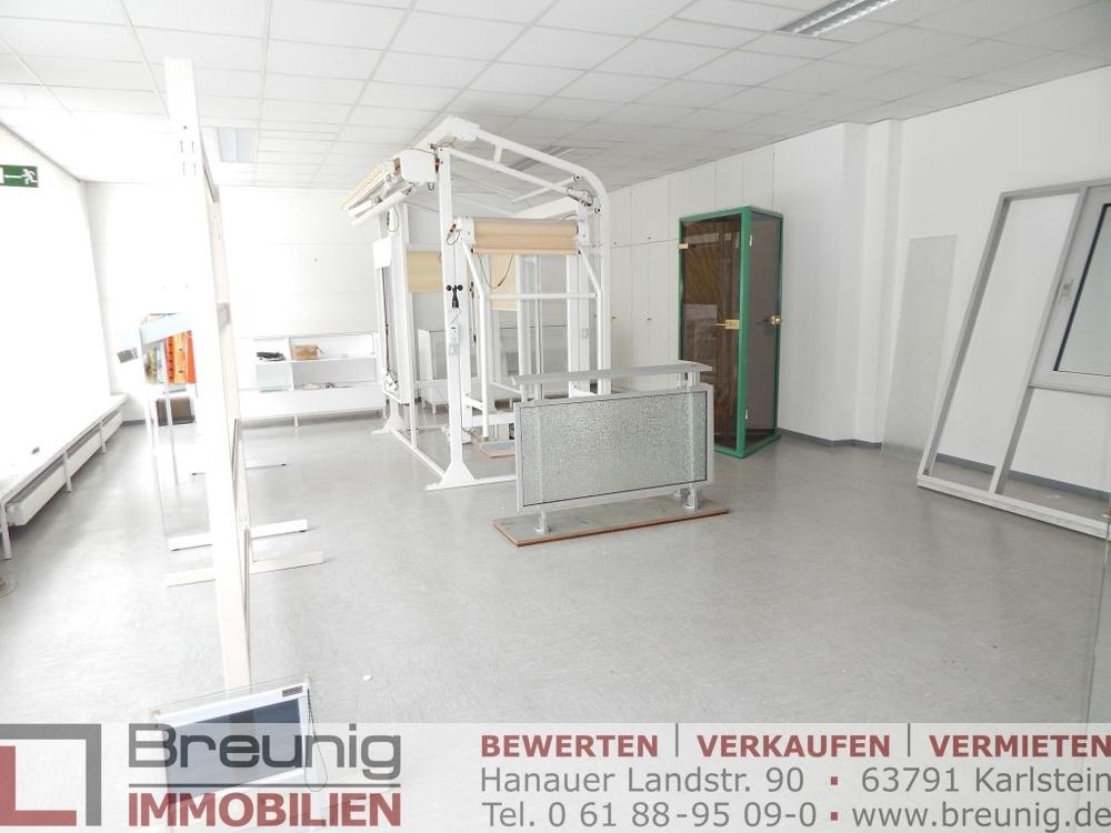 Büroraum EG