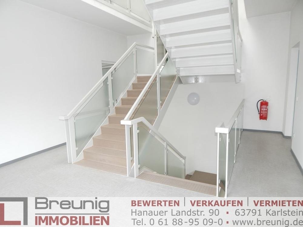 Treppenhaus Büro