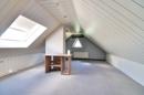 ausgebautes Dachgeschoss
