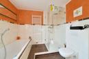 Teilansicht Badezimmer im Obergeschoss
