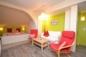 Wohn- und Schlafbereich Dachgeschoss