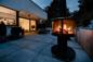 Außenbereich Abends