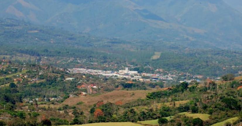 San Isidro del General 1
