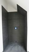 XXL Dusche im Hauptbad Beispiel Fliesen