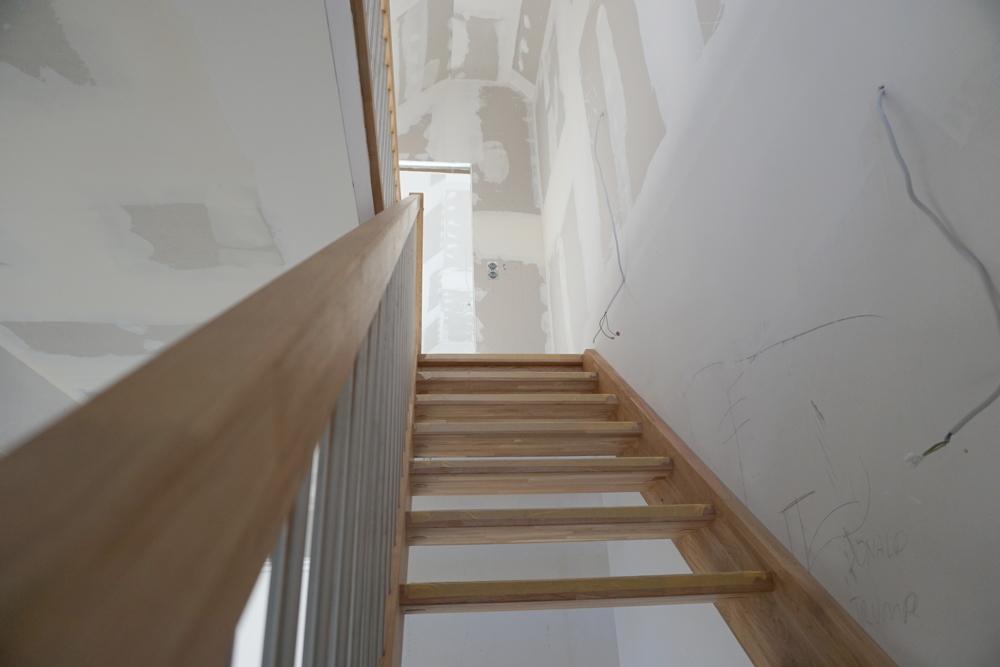Maisonett Treppe