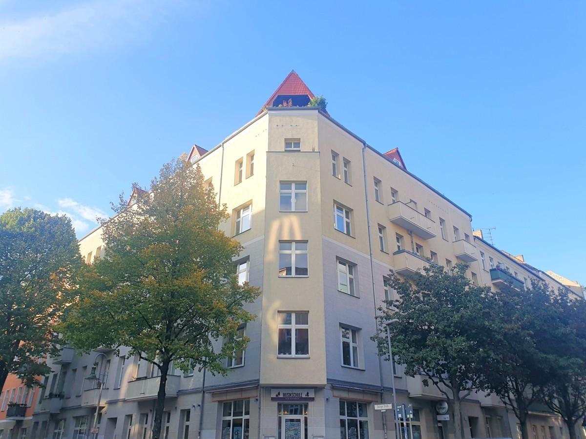 Bright 1 Bed Apartment in Samariter-Viertels