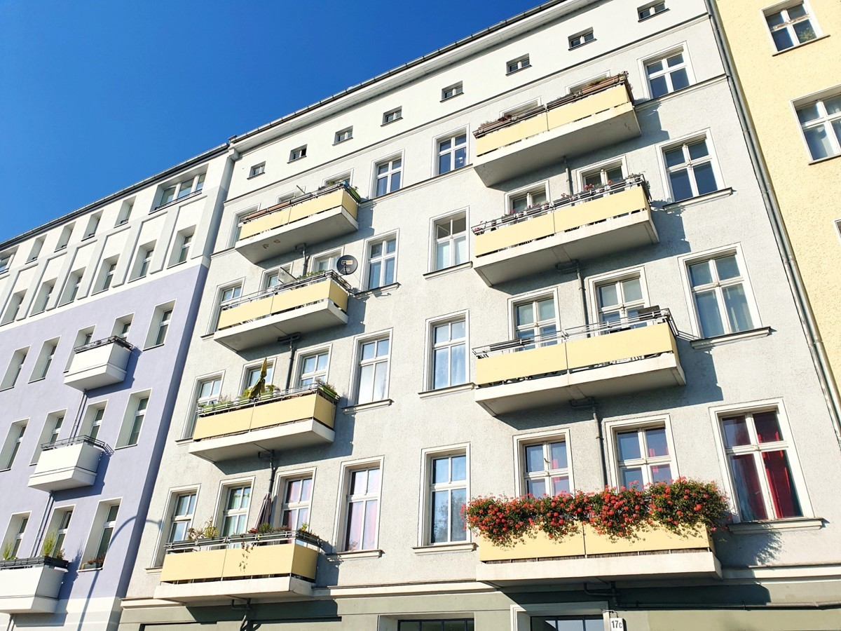 Well Maintained Studio Apartment Near to River Spree and Treptower Park
