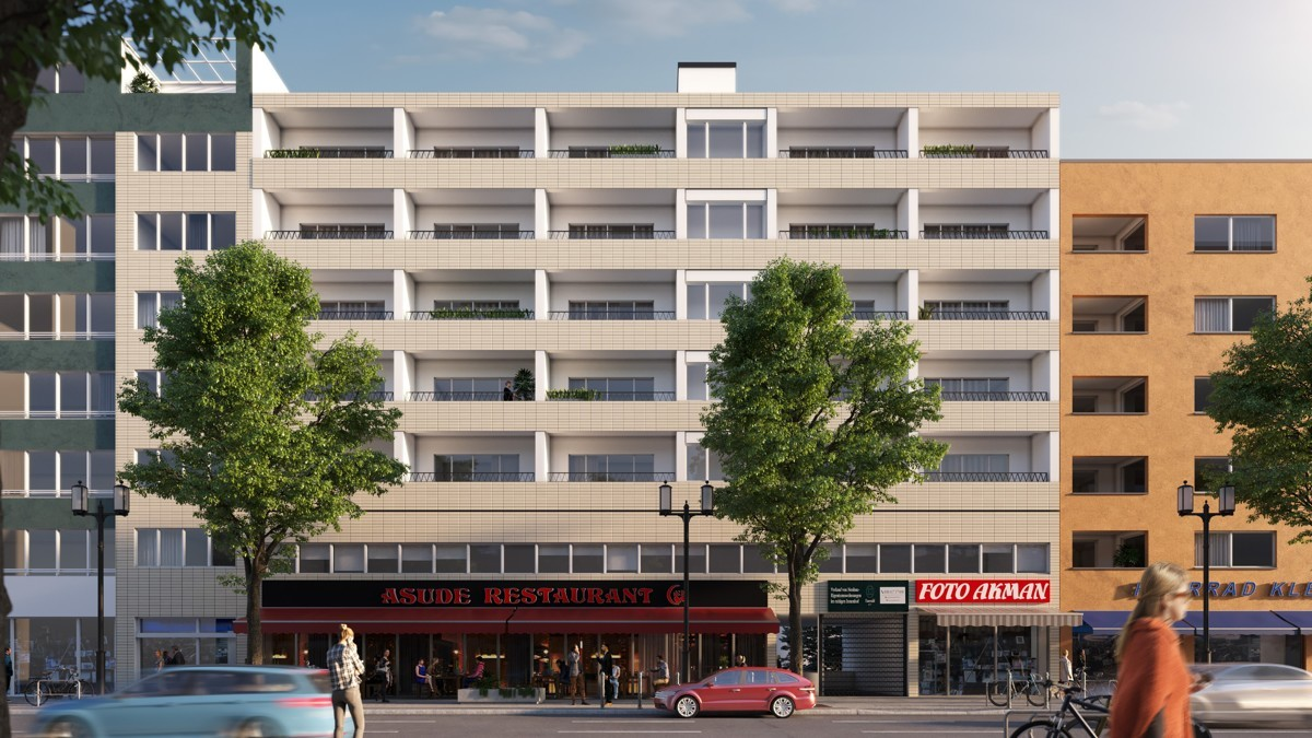 Investment Apartments in the Heart of Berlin City West - With Rent Guarantee