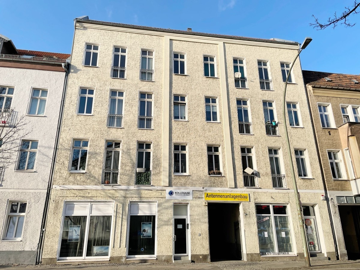 2 Room Apartment near Spree for Capital Investment