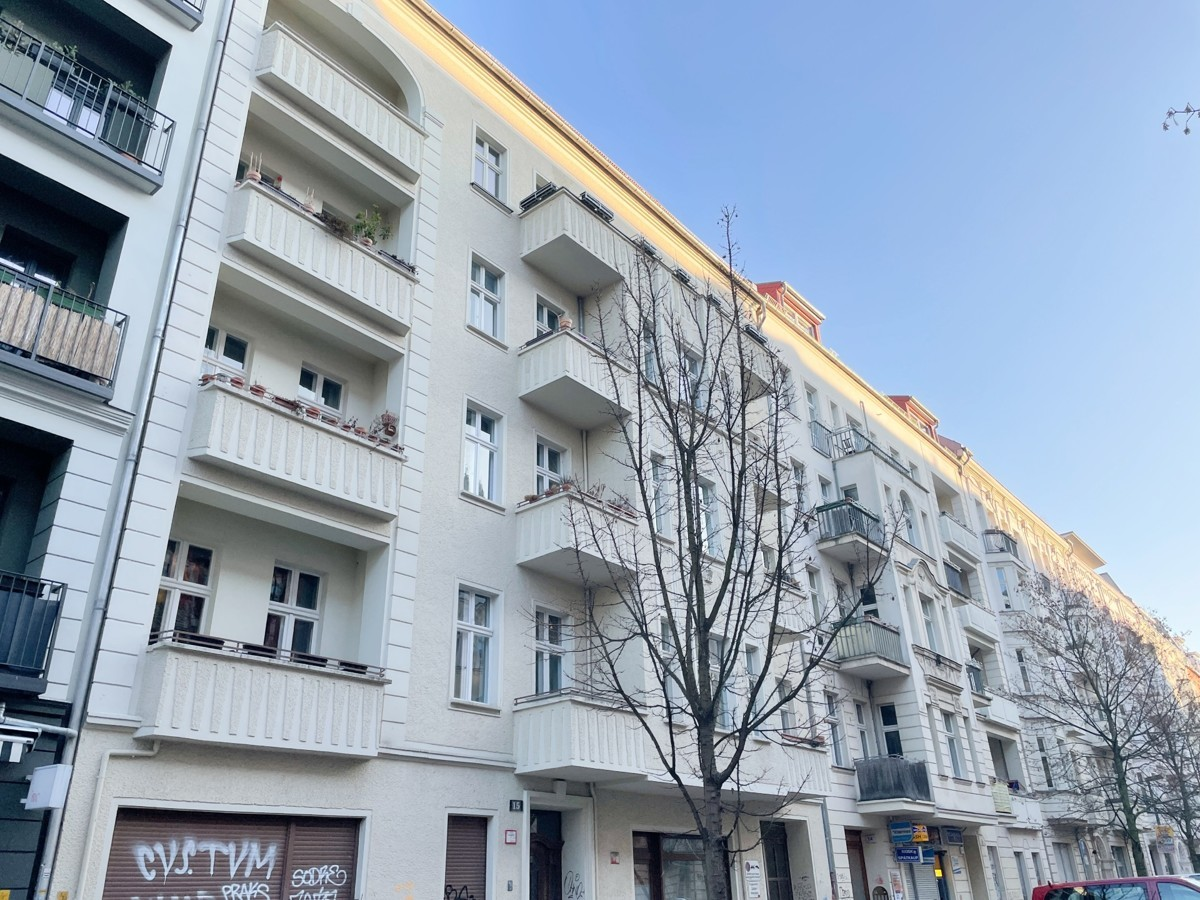 Vacant Renovated Apartment in Winsviertel