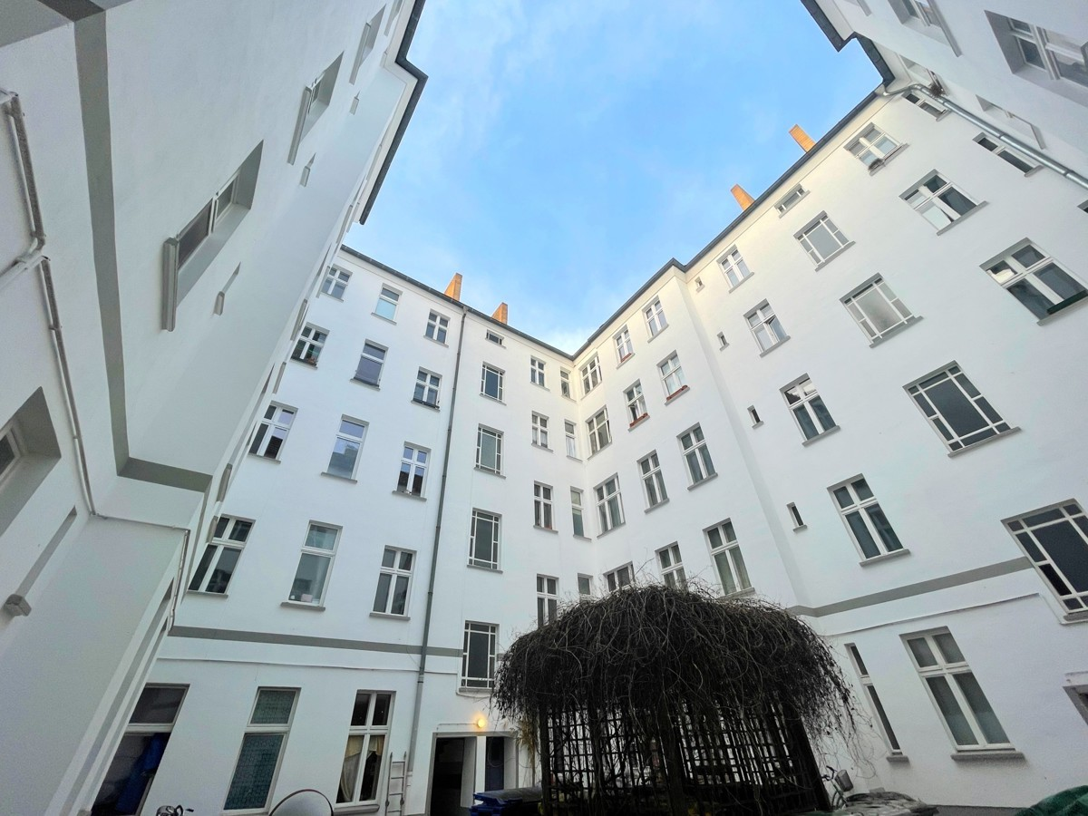 Spacious Apartment close to Mauerpark for Capital Investment