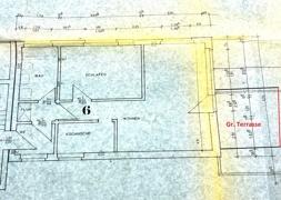 Grundriss (kleine Wohnung)