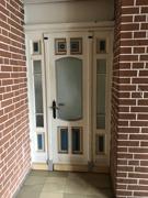 Tür zum Treppenhaus
