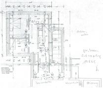 Grundriss Anbau EG 460