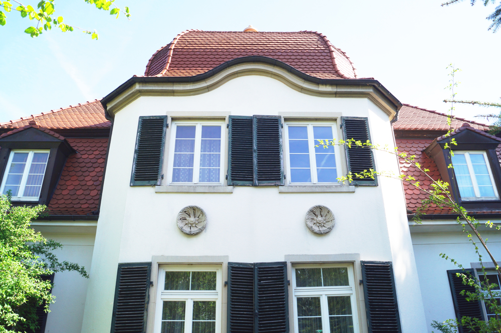 Villa Winkler Metzingen Ansicht 2