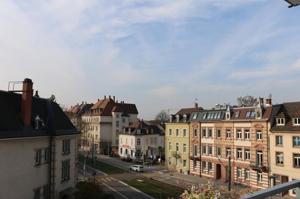 Zentral in Freiburg